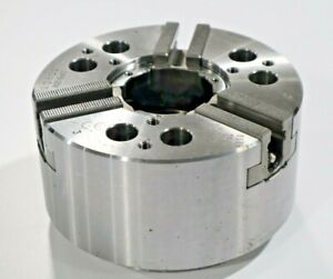 Tmx By Toolmex 3 781 0650 6 0 Large Bore 3 jaw Power Chuck A2 5 Xs045