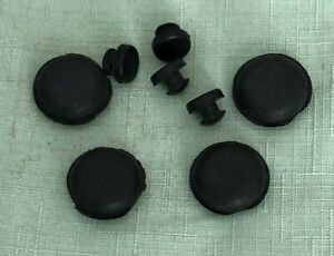 1940 Ford Convertible Door Rubber Door Catch Bumper Kit