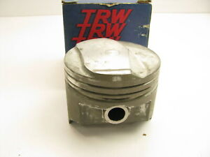 Trw L2354f Forged Engine Piston Standard 1968 1971 Chevrolet 396 400 402 v8