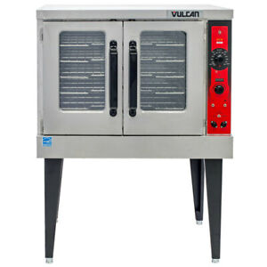 Vulcan Single Deck Full Size Electric Convection Oven 208v 1 Phase