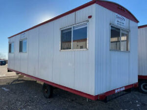 8x30 Mobile Office Jobsite Construction Trailer Chicago Modular Building