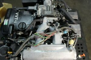 Toyota Aristo Supra Gs300 3 0l I6 Vvti Engine At Ecu Jdm 2jzge 2jz