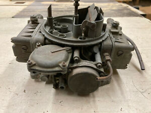 Holley Four Barrel Carburetor List 4452 1 1968 Ford Service 302 351 390 428 429