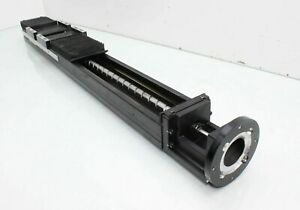 Thk Kr4620b 0480 p0 00a0 Ball Screw Actuator 20mm Lead Double Block W Way Covers