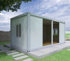 Flat Pack House Best Quality Prefab 20 Ft Module For Home Or Office