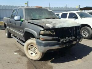 Engine 6 6l Turbo Diesel Vin 1 8th Digit Fits 01 04 Sierra 2500 Pickup 841866