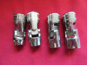 Snap On 3 8 Drive Metric Swivel Sockets