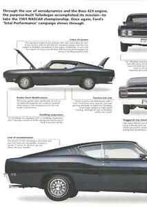 1969 Ford Torino Talladega Article Must See