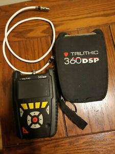 Trilithic 360 360dsp Docsis3 1 Cable Meter With Charger