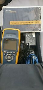 Fluke Linkrunner At 1000 Lan Network Cable Length Tester Switch Info And More