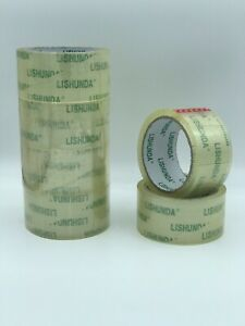 Scotch Storage Packing Tape 6 Rolls Long Lasting Moving