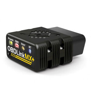 Obdlink Mx Plus Obd2 Scanner Diagnostic Scan Tool For Ios Android Windows