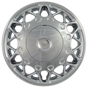 New Set Of 4 Chrome Aftermarket Wheel Covers Hubcaps For 1997 2005 Buick Century