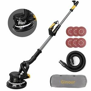 Drywall Sander 6a Electric Drywall Sander With Automatic Vacuum System 6