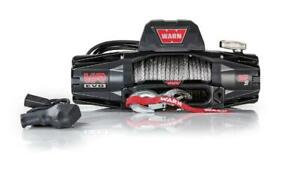 Warn 103255 Vr Evo 12 s 12 000 Lb Winch W Synthetic Rope For Truck Jeep Suv