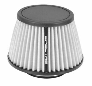 Spectre Hpr9618w Performance Conical High Flow White Air Filter 3 5 Inlet
