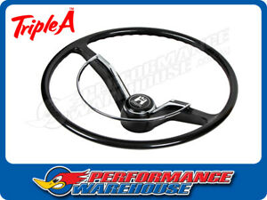 15 3 4 Steering Wheel Suits 1962 71 Vw Beetle Karmann Ghia Type 3