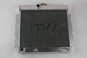 3 Row Radiator For 1963 1969 Dodge Dart Charger Mopar Cars Plymouth Fury 22 Wide