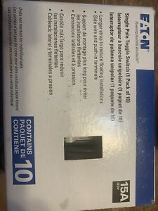 Eaton Toggle Switch 10 Pack