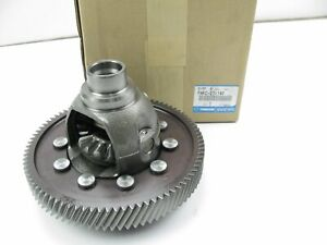 New Front Fnr5 Transmission Differential Ring Gear Oem 07 09 Mazda 3 Fnkc27190