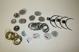 1928 1935 Messko Thermometer Motometer Parts Lot