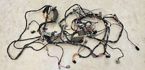 1987 1988 Thunderbird Turbo Coupe Wiring Harnesses