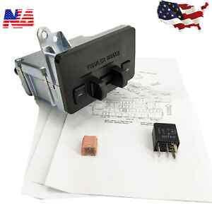 New Dashboard Trailer Brake Control Module Kit For 2011 2014 Ford F 150