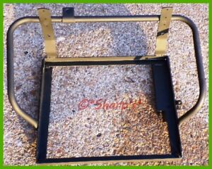 Am1956t John Deere 320 330 40 420 430 Standard Tractor Seat Frame Made In Usa