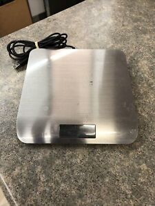 Stamps com Stainless Steel 5 Lb Digital Postal Scale Usb