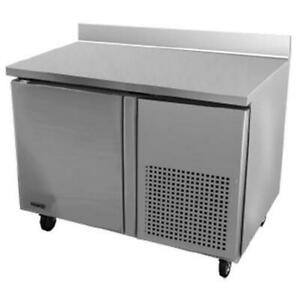 Fagor Refrigeration 46 Stainless Steel Worktop Refrigerator With Two Shelves