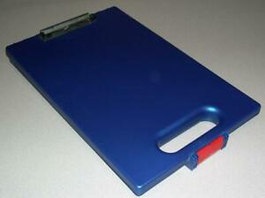 Dexas Combination Clipboard And Plastic Storage Case 15 X 10