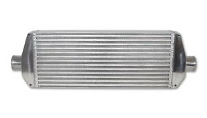 Vibrant Performance 12810 Air to air Intercooler W end Tanks