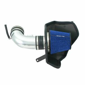 Spectre 9914b Performance Cold Air Intake Filter Kit 2009 2015 Cadillac Cts 6 2l