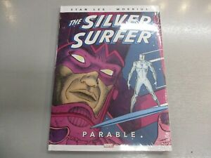 SILVER SURFER PARABLE Hardcover Moebius Lee 30th Anniversary 2019 Out of Print $99.99