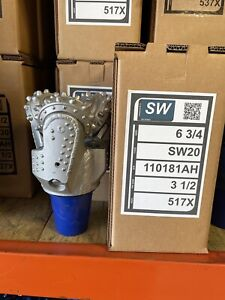 6 3 4 Sw20 517x Tci Drill Bit Hdd Waterwell Oilfield Tricone 3 1 2 Api Reg Pin