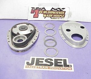 Jesel Belt Drive Cover From A Sb Chevy Race Engine A 1