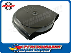Retro Cadillac Oldsmobile Style Air Cleaner Assembly 5 1 8 Neck Black