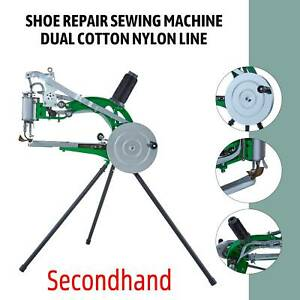 Secondhand Shoe Repair Machine Making Sewing Hand Manual Cotton leather nylon