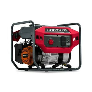 Powermate 8090 Pm2000 2 000 Watt Portable Generator 49 St csa