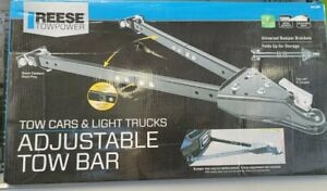 Reese Towpower 7014200 Adjustable Tow Bar Brand New Sealed