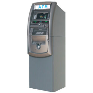 Genmega Atm Machine With Processing