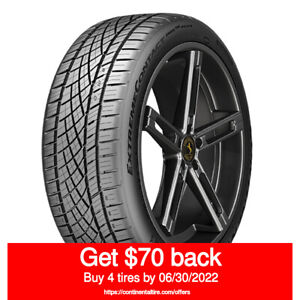 Continental Extremecontact Dws06 Plus 275 35zr20xl 102y quantity Of 2