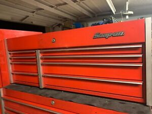Snap On Snapon Snap On Kr791a Top Chest Red