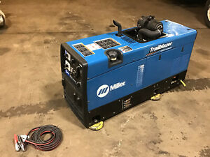 Miller 302 Trailblazer Air Pak Welder