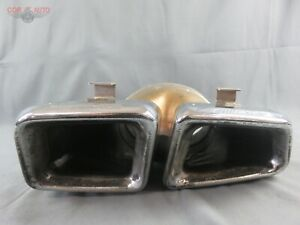 Mercedes Benz Ml63 Amg Exhaust Tail Pipe Tip Rear Right Rh 12 15 A1664901627