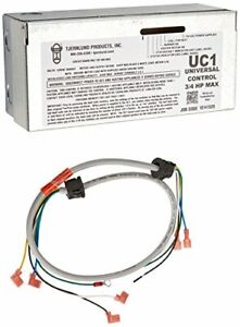 Tjernlund Uc1 Universal Safety Interlock Control For Sidewall Power Venters D