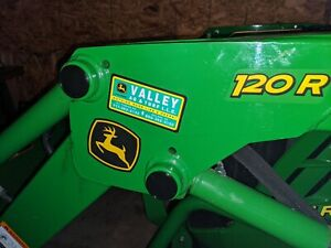 John Deere 1023e 1025r 2025r Compact Tractor 120 Loader Zerk Grease Fitting Caps