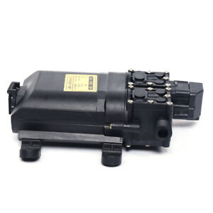 Water Pump Electric Diaphragm Automatic Switch High Pressure Washing Spray Tools
