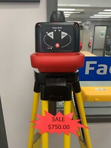 Leica Roteo 20hv Construction Rotary Laser Level