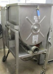 Hollymatic Meat Grinder Mixer